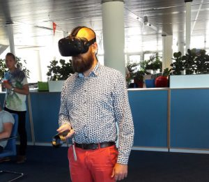 BIM Virtual Reality ervaren