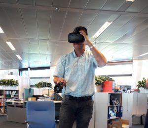 BIM met Virtual Reality