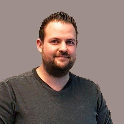Dennis van IJsselstein Junior BIM-Coördinator