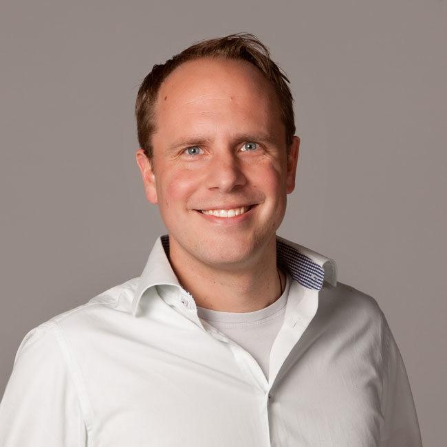 Michiel Balk Backoffice medewerker