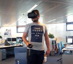 Virtual Reality 3D BIM