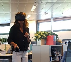 Virtual Reality met BIM